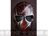 "Evike.com R-Custom Fiberglass Wire Mesh ""Code Name: Bravo"" Mask - Brown"
