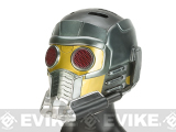 Rlux Custom Fiberglass Space Robot Wire-Mesh Full Face Helmet / Mask
