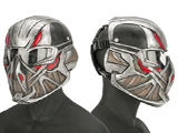 Evike.com R-Custom Fiberglass  Viper Full Face Mask with Clear Lens  (Color: Copper)