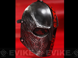 "Evike.com R-Custom Fiberglass Wire Mesh ""Rios Tribal"" Mask Inspired by Army of Two"