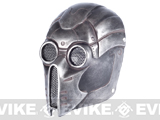 "Evike.com R-Custom Fiberglass Wire Mesh ""Ghost"" Mask Inspired by Starcraft"