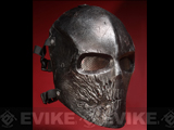 "Evike.com R-Custom Fiberglass Wire Mesh ""Rios 40D"" Mask Inspired by Army of Two"