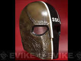 "Evike.com R-Custom Fiberglass Wire Mesh ""Rios SSC"" Mask Inspired by Army of Two"