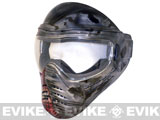 z Save Phace Full Face Tactical Mask (OU812 Series) - Flesh Phace