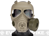 Avengers Cosplay Toxic Gas Mask w/ Fan - Desert (NOT a safety eye protection by itself)
