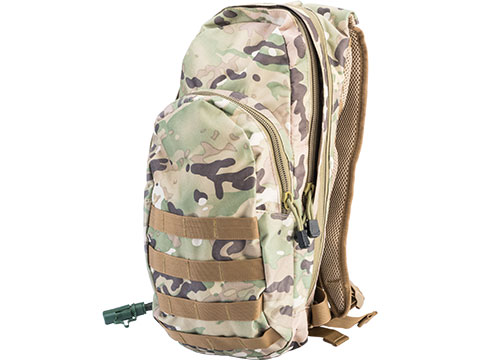 Matrix Field Day Pack w/ 2.5L Hydration System (Color: Camo)