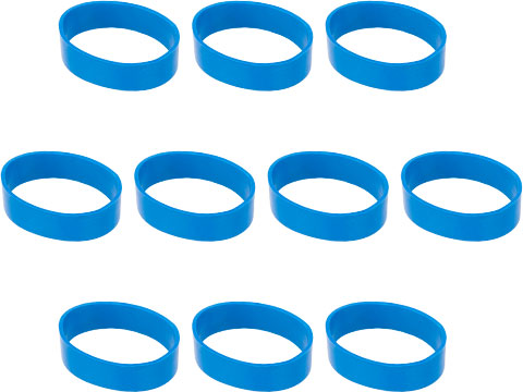 Matrix 10 Piece Ranger Band Set (Color: Blue)