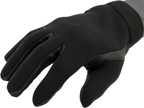 Matrix Special Forces Neoprene Tactical Gloves (Color: Black / X-Large)
