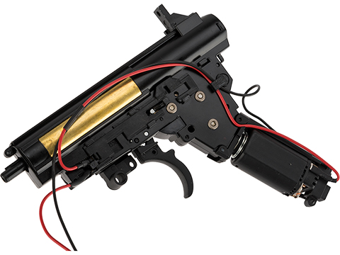Complete Reinforced Gearbox w/ Motor for G36C G36 Series Airsoft AEG by JG / Matrix