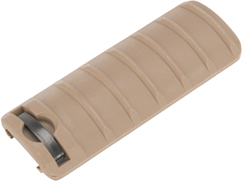 Matrix Special Force Rail Cover - 6 Ribs (Color: Desert Tan)