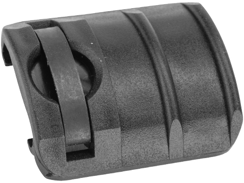Matrix Special Force Rail Covers - 2 Ribs (Color: Black)