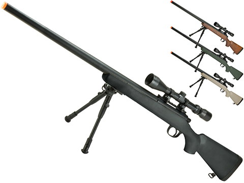 Matrix VSR-10 MB03 Bolt Action Airsoft Sniper Rifle by WELL