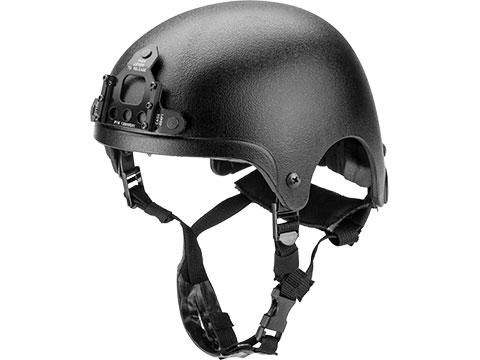 Matrix Light Weight IBH Airsoft Helmet w/ NVG Mount (Color: Black)