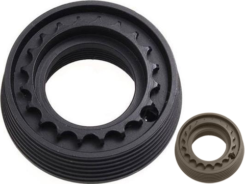 Matrix Metal Delta Ring Set for M4 / M16 Series Airsoft AEG