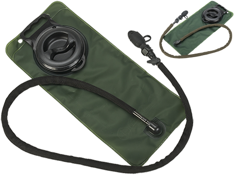 Matrix 2.5L Hydration Bladder with Insulated Hose and Detachable Mouthpiece