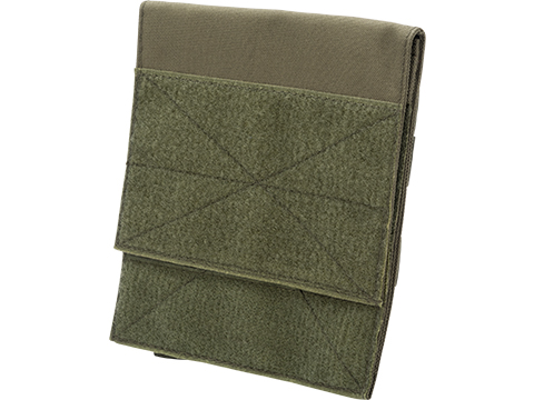 Matrix Tactical Admin / Map Hook and Loop MOLLE Pouch (Color: OD Green)