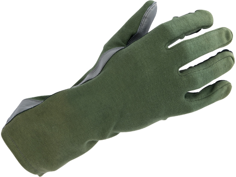 Matrix Nomex Special Ops. Tactical Gloves (Color: OD Green / X-Large)