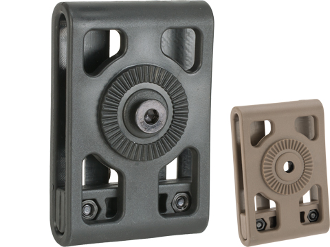 Matrix Modular Belt Attachment for Matrix Modular Holster Series