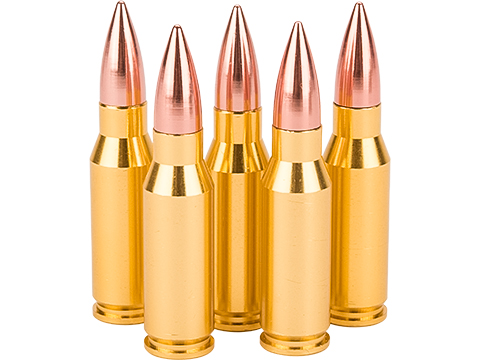 Matrix 7.62X39mm Dummy Bullets - Set of 5