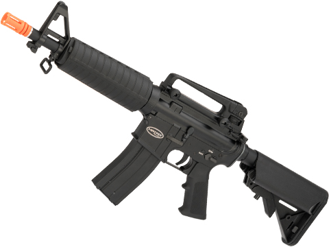 Matrix Full Metal Gas Blowback Airsoft Rifle with Western Arms Gas System (Model: M4 Commando)