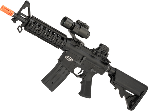 Matrix Full Metal M4 CQB-R Airsoft AEG by JG