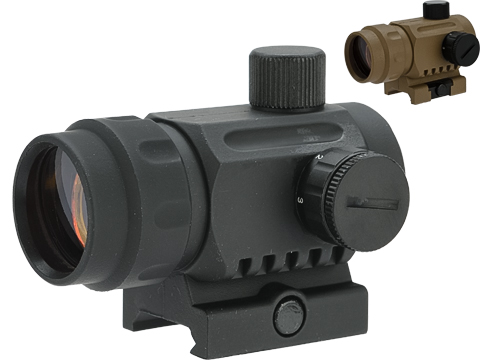 Matrix High Speed 1X20 Battle Reflex Red Dot Optic (Color: Black)