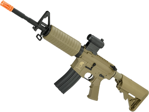 Matrix / S&T Sportsline M4 Airsoft AEG Rifle w/ G2 Micro-Switch Gearbox (Model: Dark Earth M4A1)