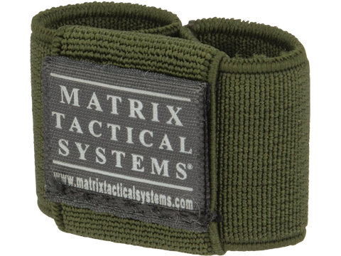 Matrix Laser / Combat Light Switch Elastic Garter (Color: OD Green)