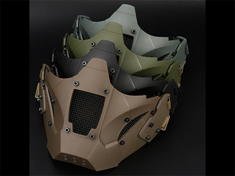 Matrix Iron Warrior Polymer and Mesh Modular Face Mask