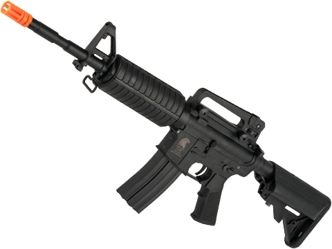 Matrix / S&T Sportsline M4 Airsoft AEG Rifle w/ G3 Micro-Switch Gearbox (Model: Black M4A1 / 350 FPS)