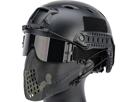 Matrix Pilot Half Mask (Color: Multicam Black)