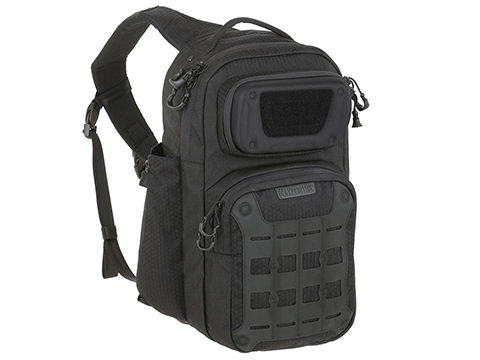 Maxpedition GRIDFLUX™ Ergonomic 18L Sling Pack (Color: Black)