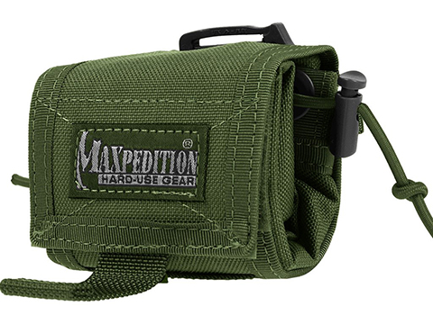 Maxpedition Rollypoly� Folding Dump Pouch (Color: OD Green)