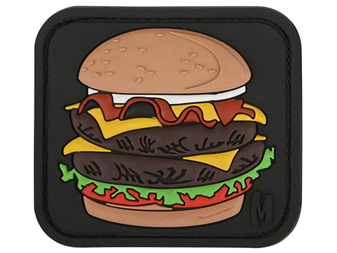 Maxpedition Burger PVC Morale Patch