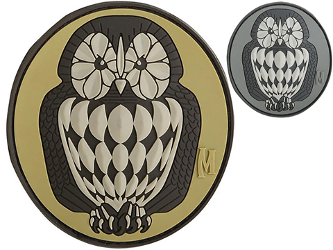 Maxpedition Owl PVC Morale Patch