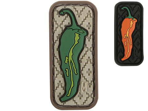 Maxpedition Chili Pepper PVC Morale Patch