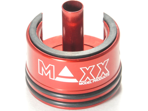 Maxx Model CNC Aluminum Double O-Ring AEG Cylinder Head