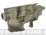 Full Metal Body Kit for M4 / M16 Airsoft AEG Rifles - Arid Camo
