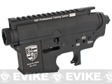 G&P Limited Edition Gangnam Style CNC Milled Aluminum Receiver for M4 / M16 Series Airsoft AEG Rifles