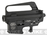 G&P Full Metal M16VN Airsoft AEG Metal Receiver - Black