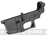 JG Laser Engravable Full Metal Lower Receiver for M4 M16 Series Airsoft AEG (Blank)