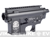 z Evike.com Limited Edition Supreme Grade Metal Body for M4 M16 Series Airsoft AEG