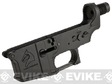 Lonex Aluminum Metal Body / Lower Receiver For M4 M16 Series Airsoft AEG - Black