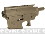 Madbull Licensed Noveske MUR Metal Body for M4 M16 Airsoft AEG w/ Ultimate Hopup Unit - Dark Earth