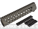 Madbull Airsoft Official Licensed Troy Industries TRX Battle Rail 9