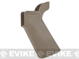 Madbull / Umbrella Corporation Licensed Grip 23 Motor Grip for M4 / M16 Series Airsoft AEG Rifles - Flat Dark Earth