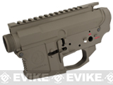 G&P Full Metal Receiver for M4 / M16 Series Airsoft GBB Rifles - Magpul / Sand