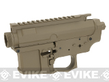 G&P MOTS Full Metal Receiver Kit (Color: Dark Earth / Blank)