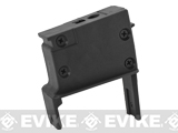 ICS Magazine Adapter for ICS Adaptive Airsoft AEG Drum Magazine - AK / Black