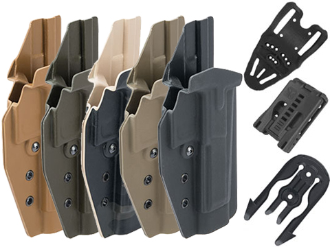 MC Kydex Airsoft Elite Series Pistol Holster for CZ P-09 Shadow
